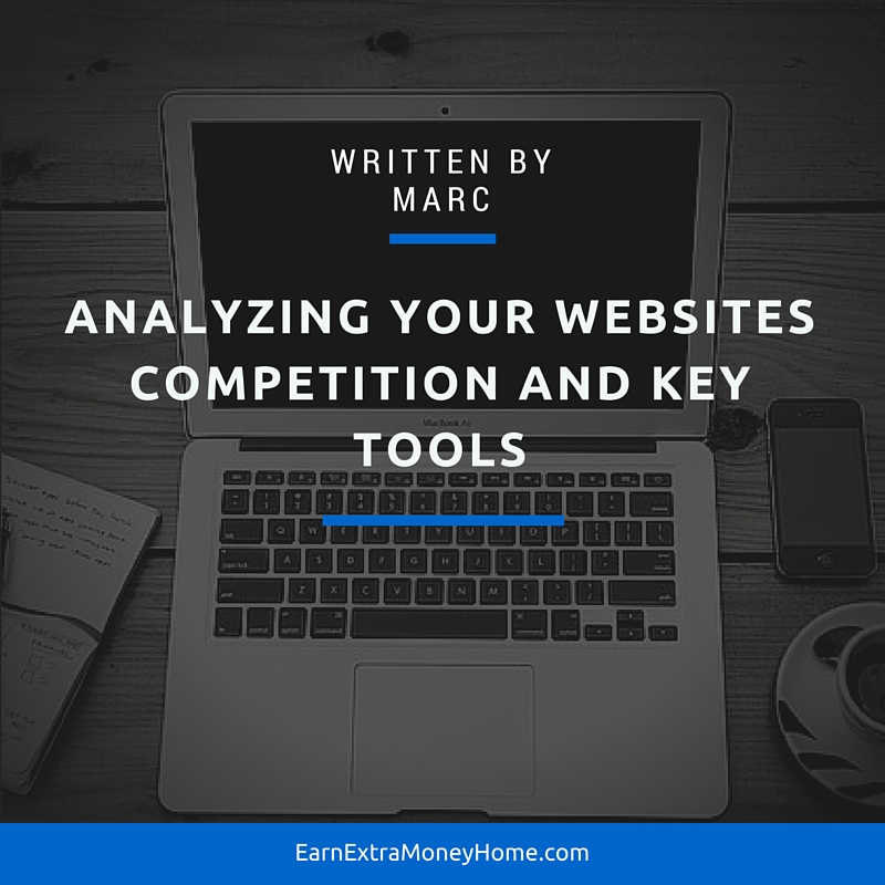 Analyzing Your Websites Competition