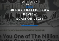 30 Day Traffic Flow is it legit or a scam