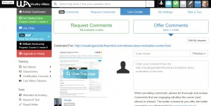 Wealthy Affiliate Comments