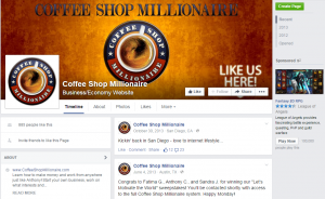 Is coffee shop millionaire a scam