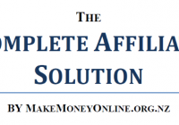The Complete Affiliate solution- Is it a scam