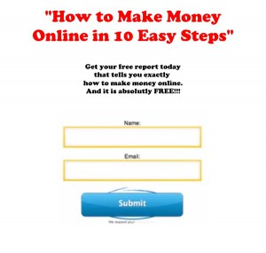 build a profitable email list