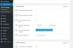 How to connect gooogle analytics with wordpress
