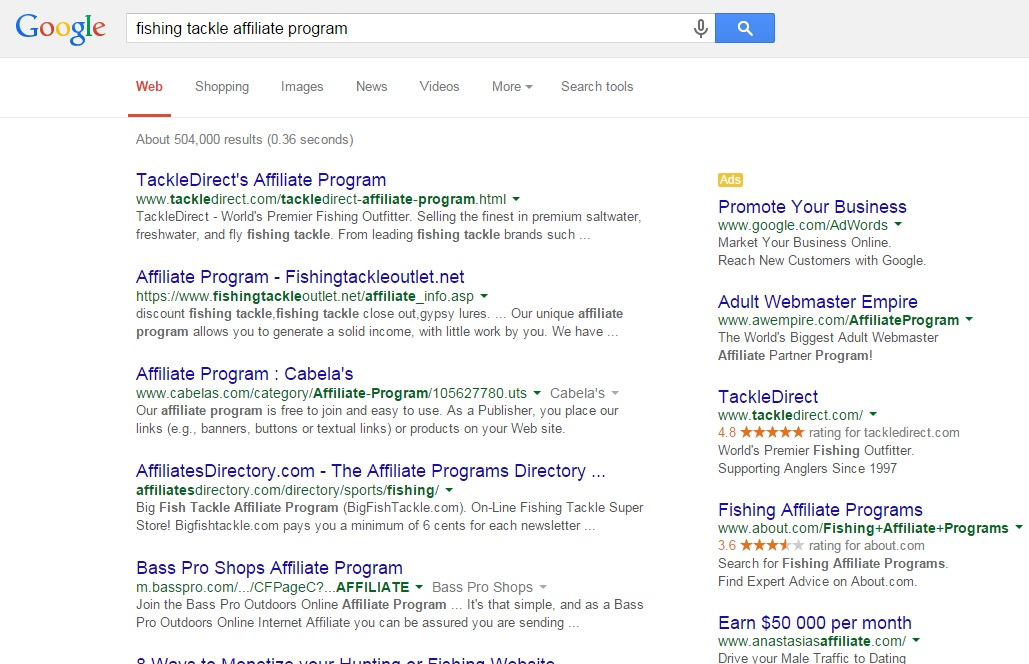 How can you make money blogging traffic and monetize for Home affiliate programs