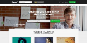 Fiverr-A Way to Make Money Online For Free