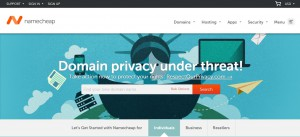 Namecheap a top 10 domain registrar