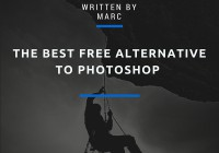 Free Alternative to photoshop