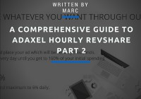 A Comprehensive Guide To Adaxel Hourly Revshare Part 2