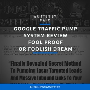 Google Traffic Pump System Review