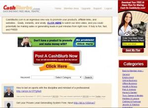 cashblurbs review legit or scam