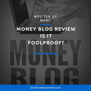 Money Blog Review legit or scam