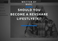 Revshare Lifestyle Review