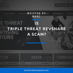 Is Triple Threat Revshare a Scam?