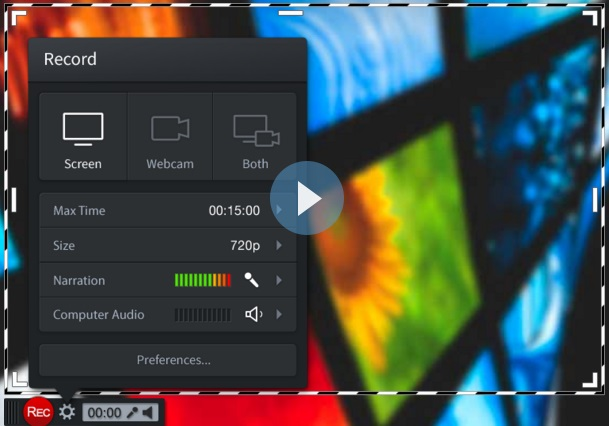 Screencast O Matic Screen Recorder