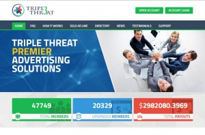 triple threat revshare scam