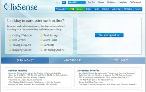 is clicksense a scam