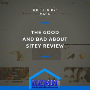 The Good and Bad About Sitey Review