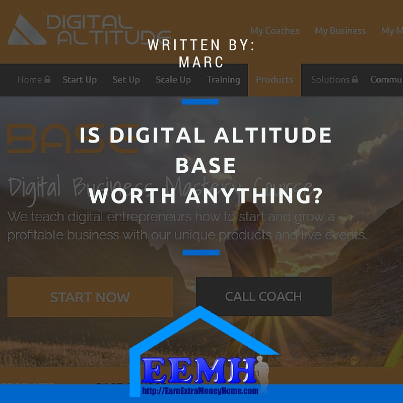 Is Digital Altitude Base worth anything