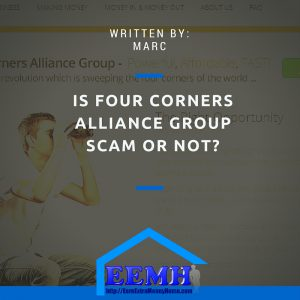 Is Four Corners Alliance Group Scam or Not