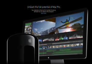 Unleash MacPro with Final Cut Pro