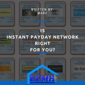 Is Instant Payday Network Right For You?