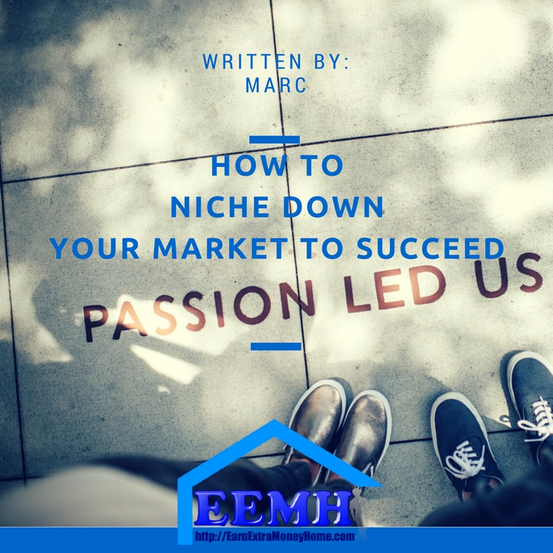 How to Niche Down Your Market to Succeed