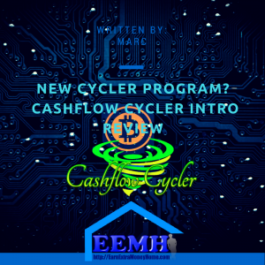 New Cycler Program- Cashflow Cycler Intro Review