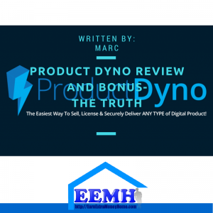 Product Dyno Review and Bonus the truth