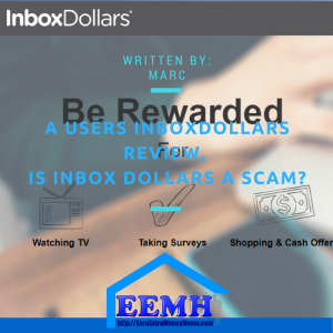 A Users Inboxdollars Review, Is Inbox Dollars a Scam