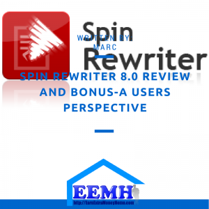 Spin Rewriter 8.0 Review and Bonus-A Users Perspective