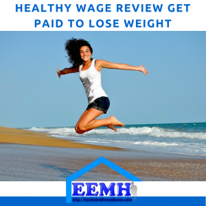 Healthy Wage Review Get Paid to Lose Weight
