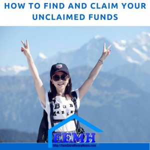 Free money?! How to Find and Claim your Unclaimed Funds