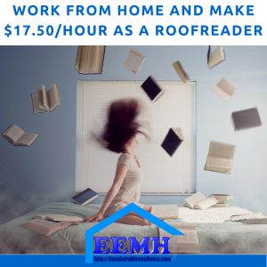 Work From Home and Make $17.50/Hour as a Proofreader